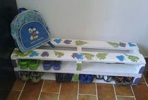 DIY Furniture / Ideas, muebles y sugerencias aplicadas en casita
