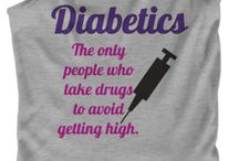 Type 1 Diabeties / Thing related to diabetes  / by Elizabeth Richards