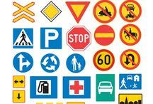 liikenne merkit