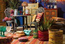 Orientální styl bydlení