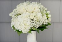 White Florals / For bridal flowers and church decoration