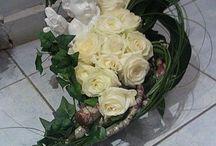 Kwiaty wiazanki