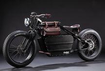 electric motorbike / Motos electricas