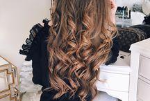 Hazelnut hair color