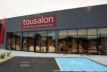 Nos magasins Tousalon / TOUSALON est présent partout en france mais aussi au Luxembourg avec plus de 40 magasins spécialisés dans le salon. TOUSALON propose une large gamme de canapés, fauteuils, meubles et accessoires dans tous les styles...