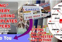 Choose at Home Carpets-Social Media Sharing