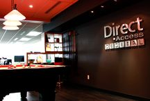 Direct Access Digital / All about Direct Access Digital's office and its uber-team!