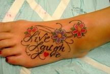 Tattoos / by Jennifer Rumsey