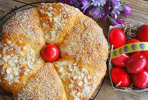 Easter Recipes-Πασχαλινές Συνταγές