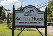 New Funeral Home - Saffell House