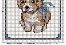 Cross stitch / by Melinda Cox