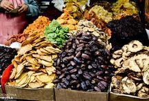 Mahaneh Yehuda Market in Jerusalem / Food Jerusalem Israel