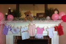 Baby shower ideas / by Kimberly Darden