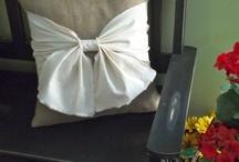 Pillows I love / by Lorrie Johnson