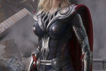 A Thor, Jane Foster
