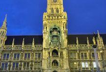 Munich n Salsburg