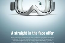 Insurance ads