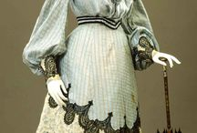XIX century fashion/dresses