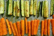 Bucket List - Food - Veggies - Cabbage/Carrots/Cauliflower/Corn/Cucumber / by Georgie Kearns