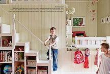 Børneværelset / Gode ideer til børnenes værelser