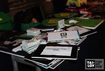 Explosión Creativa / Octubre 2014 / Studio, Arte y diseño participó del evento creativo de Toulouse Lautrec