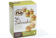 Pidy Packaged retail range
