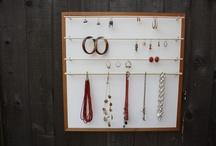 Jewelry Storage / by Benny Etienne