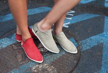 The Kat Collection / Step into the most exciting evolution of Sanuk's comfort revolution. The Kat Collection - Available November 2014. www.sanuk.com / by Sanuk