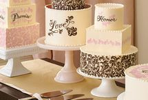 Wedding Cakes by Wendy Kromer  / by Wendy Kromer-Schell