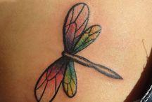 libelula tatoo