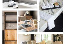 [ ESTA ES MI CASA ] / Encuentra ideas de como combinar ciertas areas de tu casa con el mismo estilo que el resto.