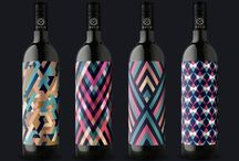 Textile Wine Labels