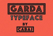 Typeface / Font Family