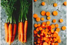 Feast of Colours - Amber / Food Photography with orange and yellow as key elements