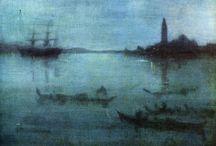 James MacNeill Whistler (1834-1903)