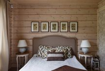 Интерьеры спальни