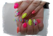 Nails by Ria / Gelové nechty