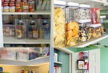 kitchen organising