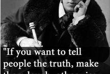Literature and Wilde