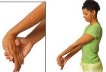 Tennis elbow/Golf elbow