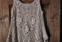 Gipsy's and bohemian's crochet and knitting