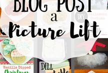 Blogging ::: images, pinterest, etc.