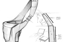 idustrial design and sketching