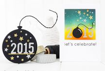 Craft - New Year / New Year ~ cards, packaging, tags, wrapping and gifts