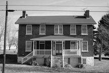 "Haunted Smock Pennsyvania: Abel Colley Tavern / Smock Ghost Expedition 2014: Abel Colley Tavern [Abel and his ""Homestead""] #hauntedpennsylvania [maryland-paranormal.com] [patreon.com/marylandparanormal]"