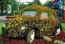 Re-Purpose Gardening