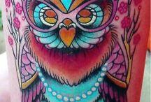 Tattoo ideas / by Krystal Fletcher