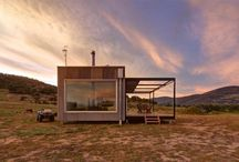 Small, but wonderful homes / Homes that show small can be wonderful - and liveable!  / by buildcomau