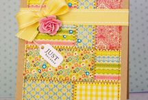 2016 Quilt Cards / by Marianne Hall