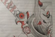 my and friends art's >_<